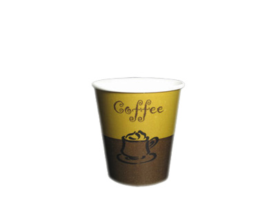 Paper cups w/ handle 4oz Qty 1000 (20x50)