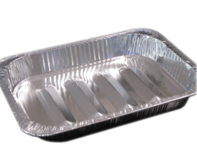 Foil CH-Square Roasting Pan Qty 100