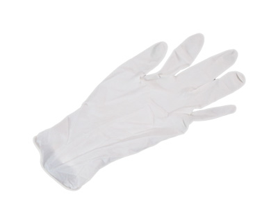 Medium Latex Gloves Qty 1000 (100x10)