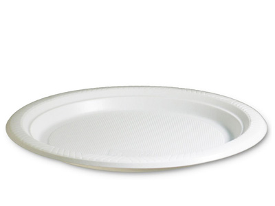9 inch Plastic Plates Qty 500 (50x10) 12gm  sc 1 st  Butterfly Import Export & Plastic Plates : Catering Supplies Wholesale Sydney Australia