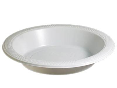 7 inch Plactic Bowl Qty 500 (50x10)