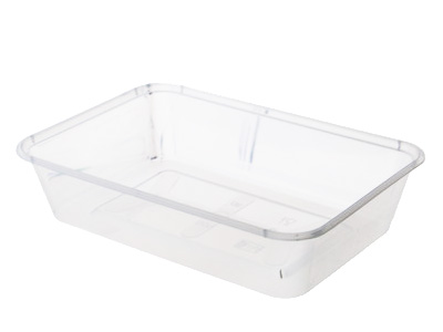 Plastic Rectangular Containers 500ml Qty 500