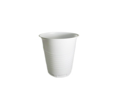 White Plastic cups 200ml Qty 1000 (20*50)
