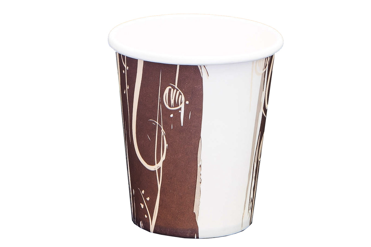 Paper cups 8oz Qty 1000 (20x50)