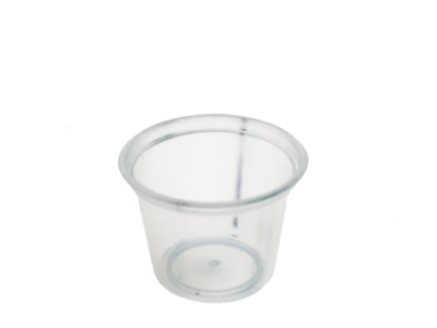 Plastic Container TP100 30ml with Lids Qty 5000